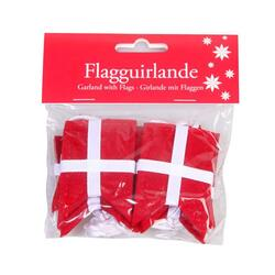 Star collection Flagguirlande Denmark Dannebrog