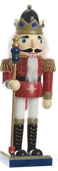 Nutcracker king glitter