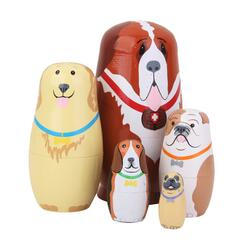 Dogs Matryoshka