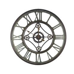 iron clock industrial