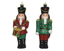 Nutcracker christmas hanger