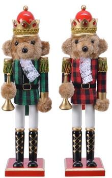 Nutcracker bear