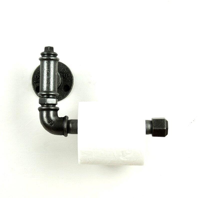 Seneste Køb Toiletpapirholder vandrør industrial plumbing pipe -www.zane PN64