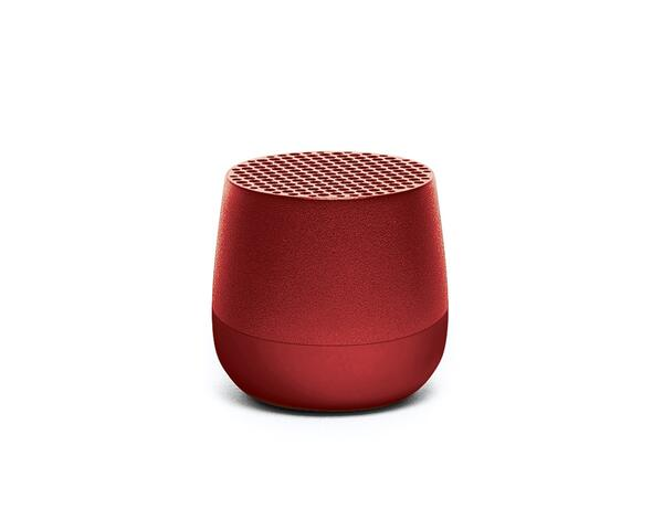 Lexon mini højtaler speaker red