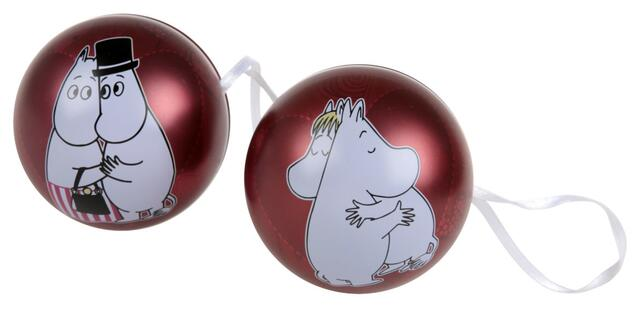 moomin christmas Decoration Sphere