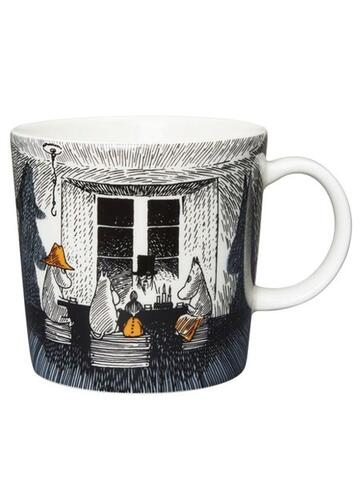 Moomin mug rue to its Origins