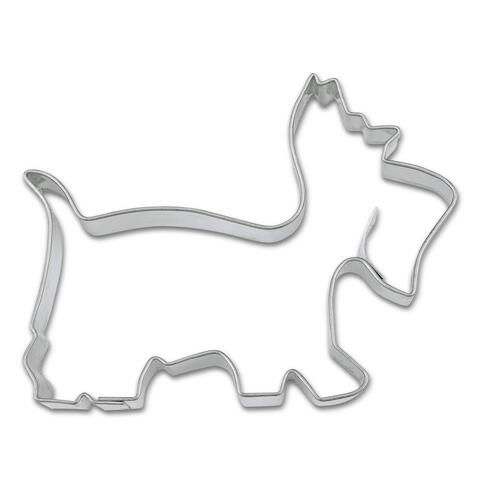 cookie cutter scottie dog