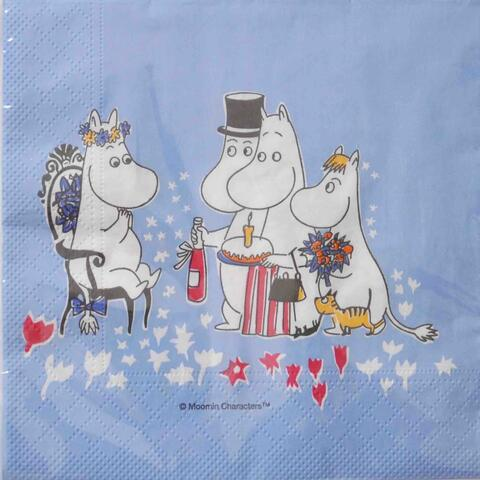 Moomin greeting cards