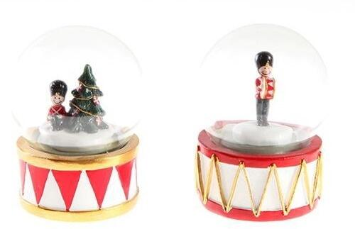 Snow globe Danish The Royal Life Guards