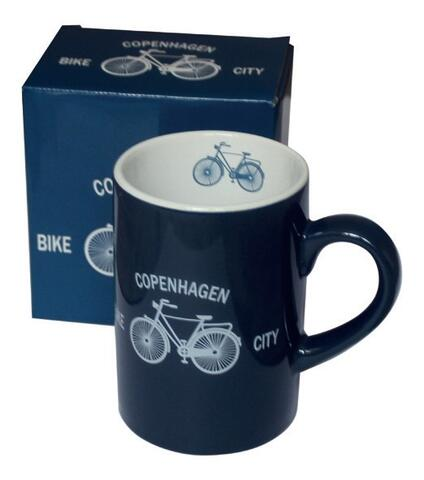 Mug Copenhagen Bike City