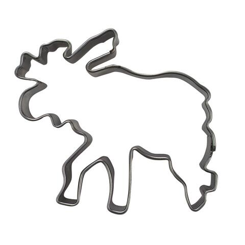 Cookie Cutter Moose steel