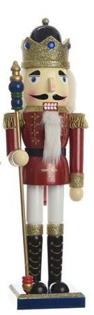 Nutcracker King glitter Big Size xl