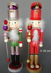 Nutcracker King with hat
