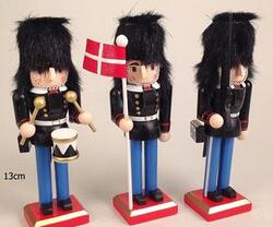 Nutcracker Danish guards black small