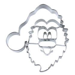 Cookie Cutter SANTA Face