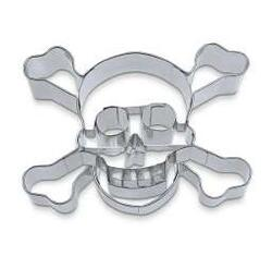 Cookie Cutter skull