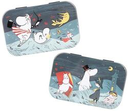 Moomin box MOOMIN STORM SMALL TIN BOX