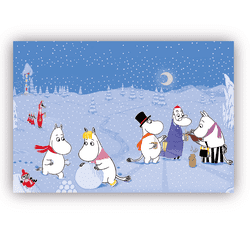Moomin placemat Winther Games