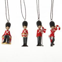 Christmas Hanger Danish royal guards