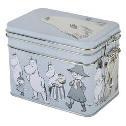 Moominvalley Sketch Tea Tin